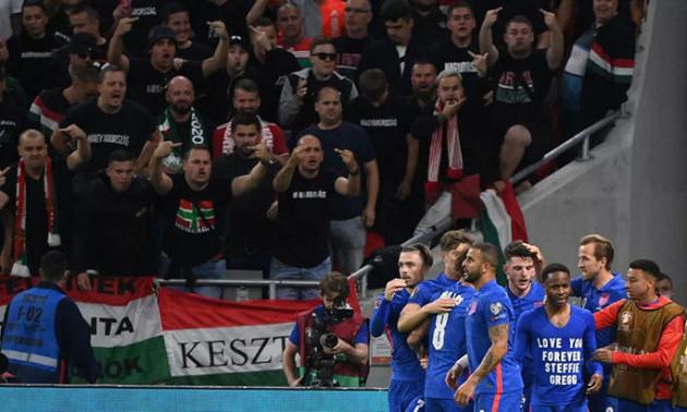 ФІФА покарала збірну Угорщини за расистські вигуки вболівальників у матчі з Англією