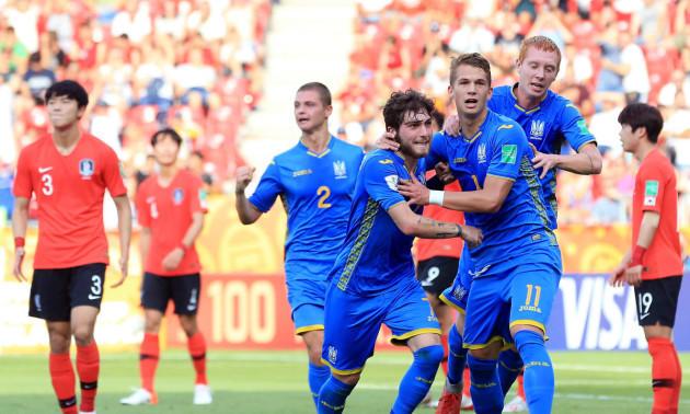 ФІФА назвала найкращих футболістів збірної України на переможному чемпіонаті світу