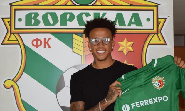 Ворскла підписала гравця Порту