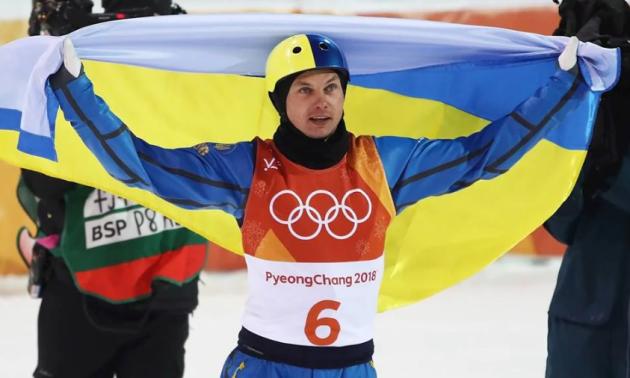 Золотий фристайліст України. Олександр Абраменко святкує свій 33-й день народження