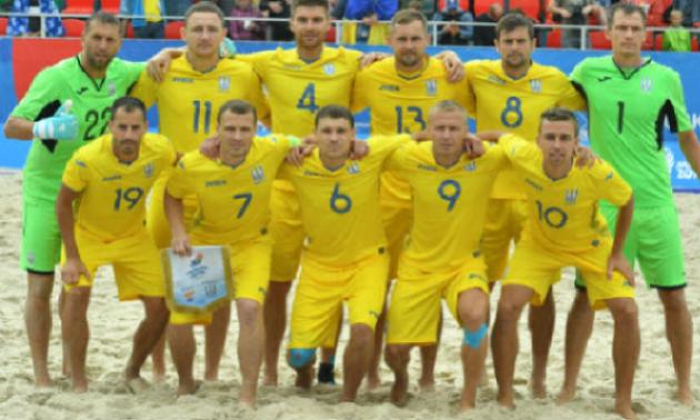Україна поступилася Парагваю на Всесвітніх пляжних іграх