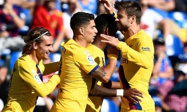 Хетафе - Барселона 0:2. Огляд матчу