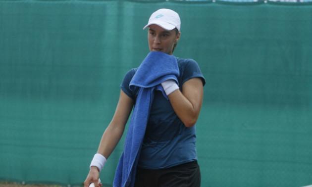 Калініна програла стартовий матч на турнірі у Франції