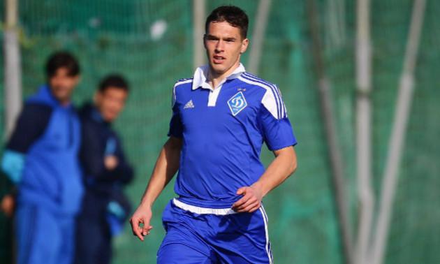 Тимчик підписав новий контракт з Динамо