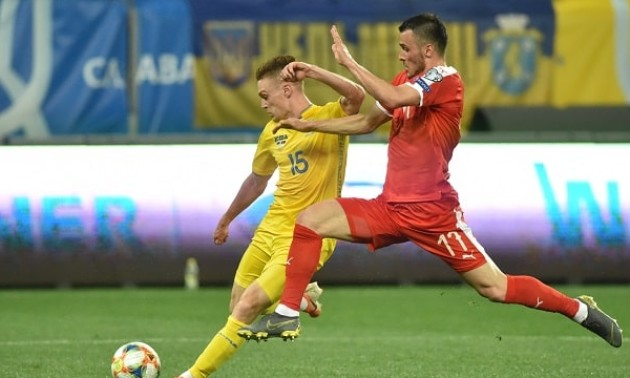 Збірна України знищила Сербію у відборі Євро 2020