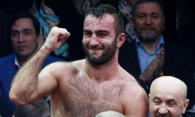 Гассієв заради реваншу з Усиком перейде у надважку вагу