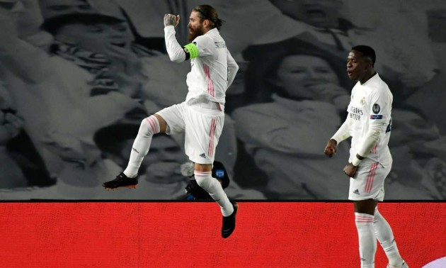 Реал пройшов Аталанту у 1/8 фіналу Ліги чемпіонів
