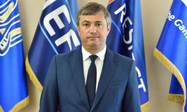 ЗМІ: Костюченко влаштував у федерацію своїх охоронців