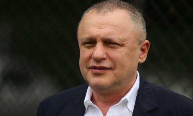 Суркіс: Циганков ще має пограти в Динамо