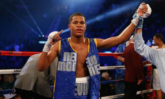 Хейні повернеться на ринг 3 жовтня