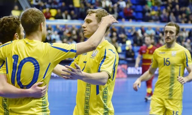Збірна України з футзалу оголосила склад на матчі проти Чехії