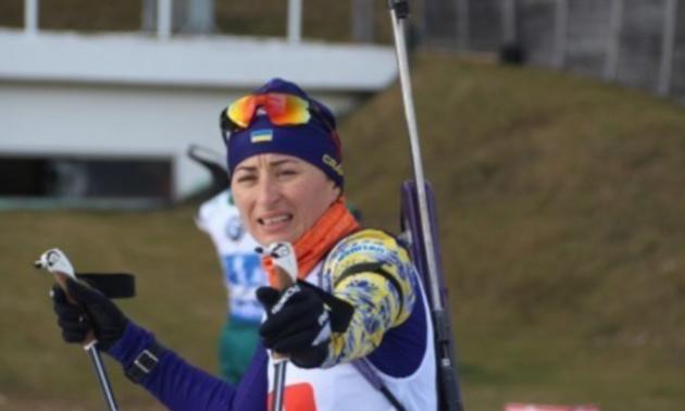 Семеренко стала четвертою у спринті в Шушені