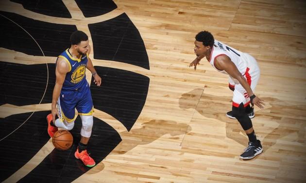 Торонто - Голден Стейт: онлайн-трансляція матчу фінальної серії НБА