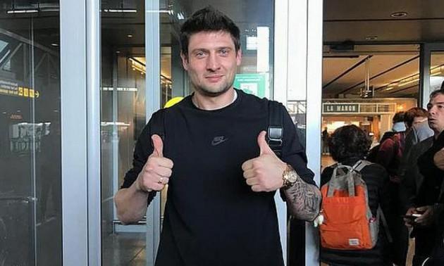 Селезньов став гравцем Малаги. ФОТО