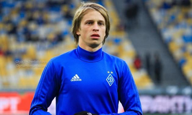 Шабанов: Після кожного матчу читаю, що футболіст я ніякий