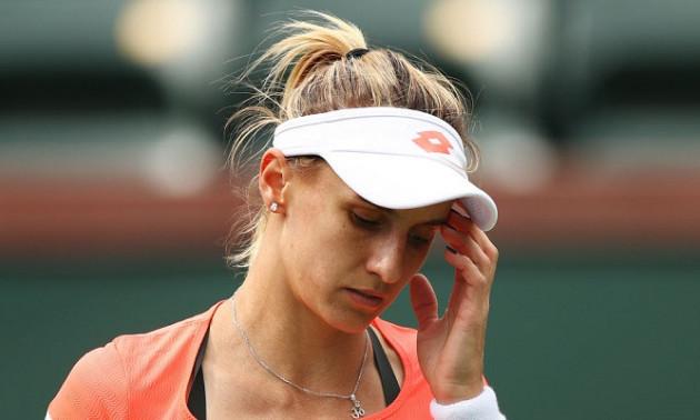 Цуренко через травму знялася з турніру у Торонто