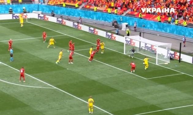 Ярмоленко виводить збірну України вперед у грі з Македонією