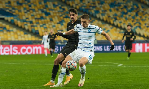 Миколенко: Динамо не вистачило класу у грі проти Барселони
