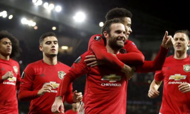 Манчестер Юнайтед - АЗ Алкмар 4:0. Огляд матчу