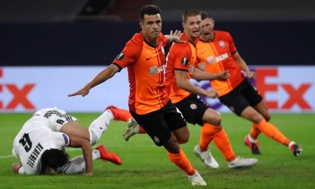 Україна випередила Нідерланди в таблиці коефіцієнтів УЄФА