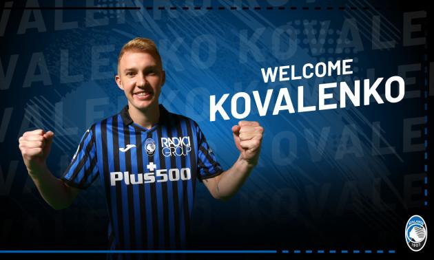 Коваленко повернувся до України