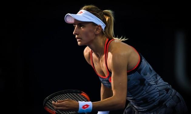 Цуренко пробилася в 1/8 фіналу парного турніру в Мадриді