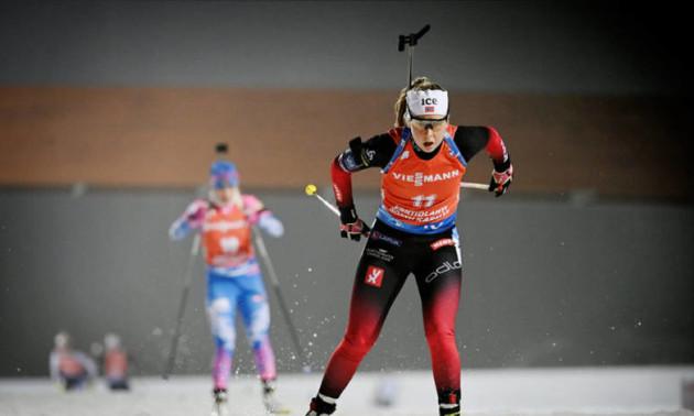 Норвезьку біатлонісітку відвезла швидка прямо з гонки