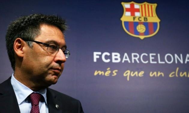 Президент Барселони звинуватив VAR у допомозі Реалу