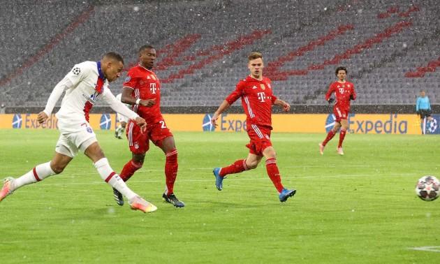 ПСЖ відкриває рахунок у матчі проти Баварії уже на 3-й хвилині