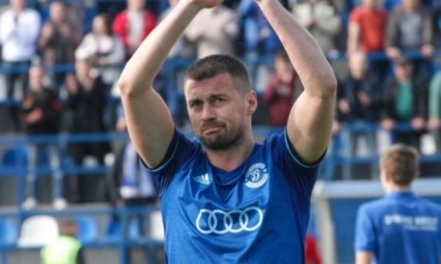 Мілевський забив свій п'ятий гол в сезоні