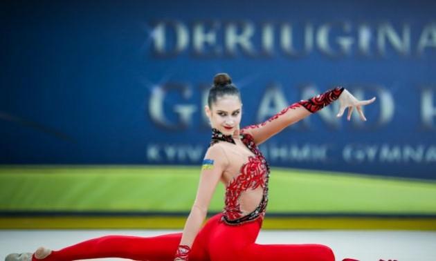 Лідер збірної України пропустить чемпіонат Європи з художньої гімнастики