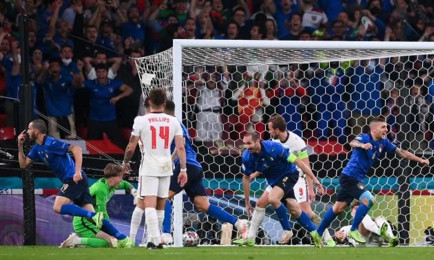 Збірна Італії здолала Англію та виграла Євро-2020