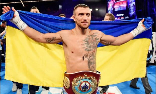 Ломаченко: Усик без проблем виграв бій, я радий за нього
