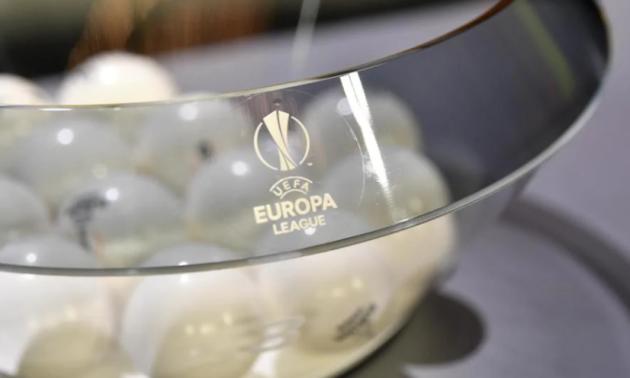 Жеребкування 1/8 Ліги Європи: Як це було