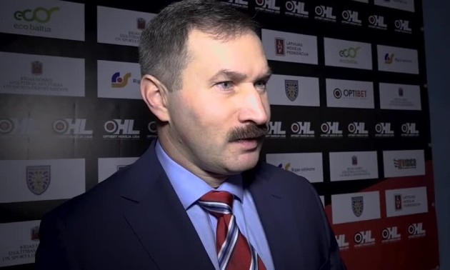 Тренер Мого: Земгале нам дав інформацію про Донбас