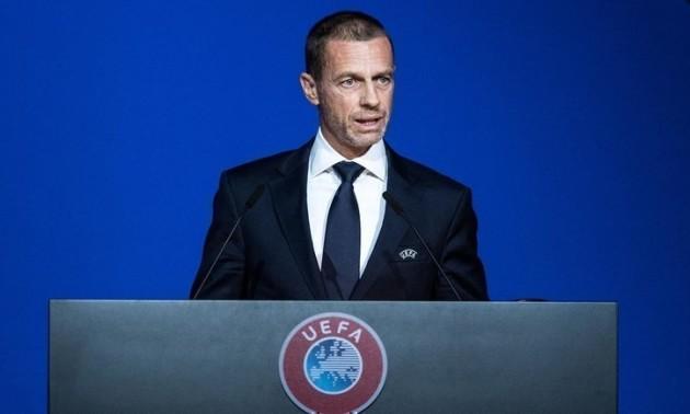 Чеферін про критику реформи Ліги Чемпіонів: УЄФА хоче допомогти клубам