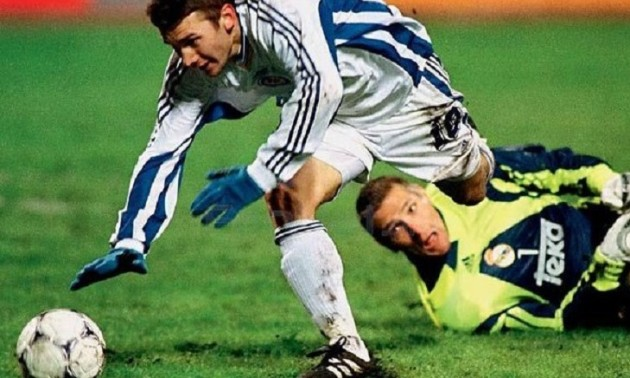 Динамо перемогло Реал та вийшло в півфінал Ліги чемпіонів. 20 років легендарній перемозі команди Лобановського