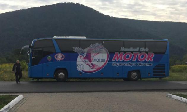 Мотор завершив збори у Словенії