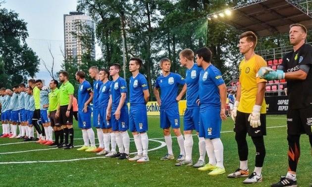 Чемпіонат України з футболу 6х6. Супербол. Результати матчів 14 туру