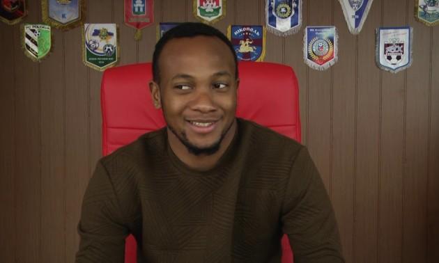 Камерунець залишить команду Першої ліги