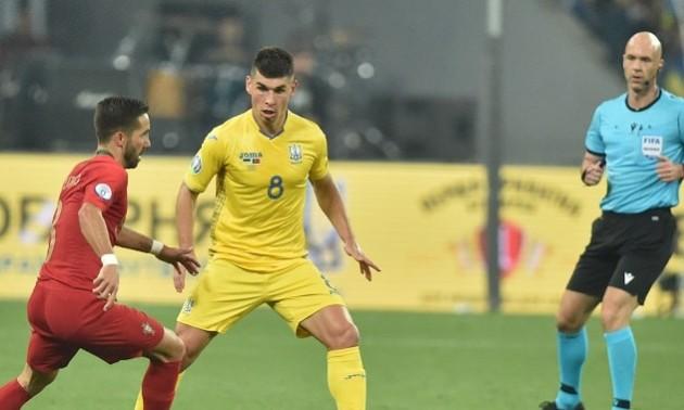 InStat визначив найкращого гравця України у відборі на Євро-2020