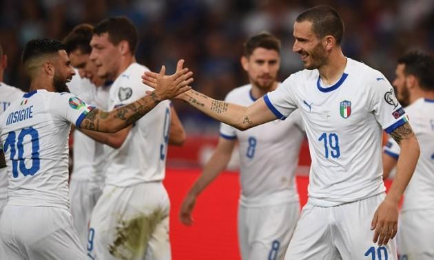 Євро-2020. Італія - Швейцарія 3:0. Як це було