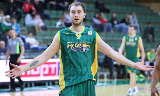 Захисник залишив Київ-Баскет через кілька днів після підписання контракту