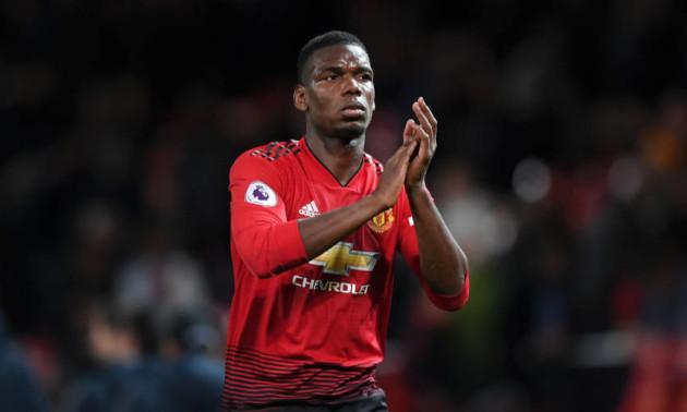Манчестер Юнайтед пропонує новий контракт Погба