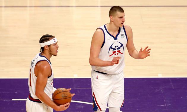Денвер програв Лейкерс, але вийшов до плей-оф НБА
