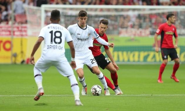 Фрайбург - Баєр 0:1. Огляд матчу