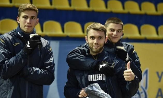 Караваєв: Постарався віддати Сидорчуку зручний пас для удару