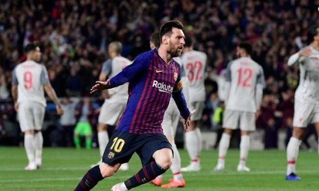Мессі забиває більше 20 голів 12 сезоні поспіль
