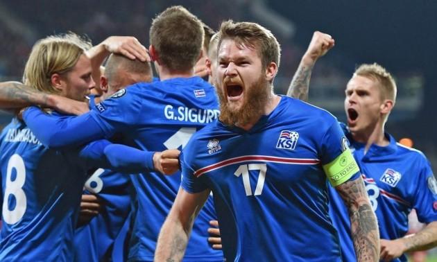 Молдова - Ісландія 1:2. Огляд матчу