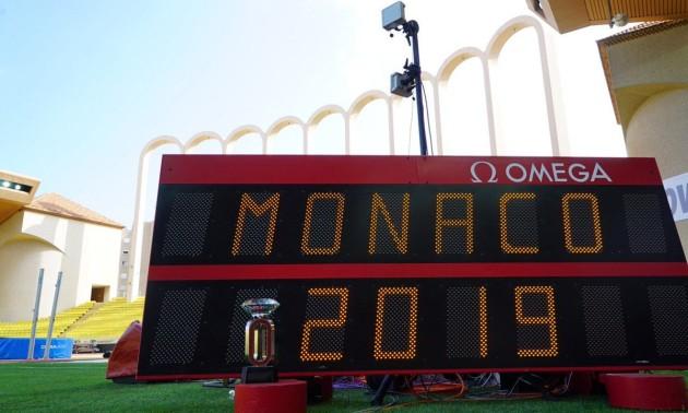 Етап Діамантової ліги в Монако. Онлайн-трансляція